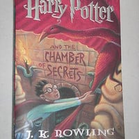 Harry Potter and the Chamber of Secrets by J. K. Rowling - 2000