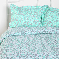 Urban Outfitters - Leopard Sham - Set of 2