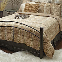 Leopard Print Velour Comforter &amp; Sham Sets | Fabulous-Furs