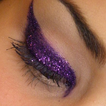 Purple Punch Glitter by CALLACosmetics on Etsy