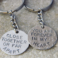 Close Together or Far apart You are Forever in My by WireNWhimsy