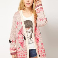 Wwul Chuck On Cardigan at asos.com