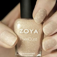 Zoya Nail polish PIXIEDUST collection Godiva ZP 658 Special texture 2013