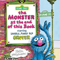 The Monster at the End of This Book by Jon Stone, Sesame Workshop | NOOK Book (eBook), Hardcover, Board Book