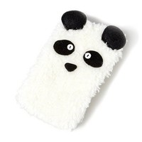 Panda Plush Cell Phone Case  | Claire&#x27;s
