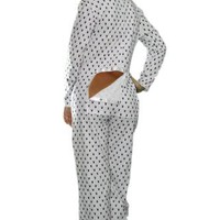 Amazon.com: Playboy Onsies Pajamas- Open bottom jammies-drop seat: Clothing