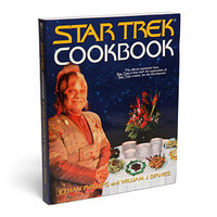 ThinkGeek :: The Star Trek Cookbook