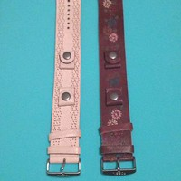 2 Fossil Watch Bands