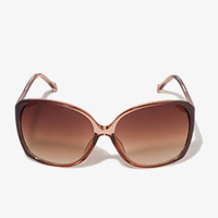 F0032 Square Sunglasses