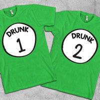 Drunk Group Shirts
