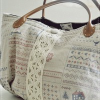 Madisyn weekend tote bag (Last One)