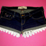 Hollister Denim Ahorts W...