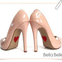 Emily High Heels by Bella Belle Shoes