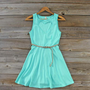 Dew Mist Heart Dress, Sweet Women&#x27;s Party Dresses