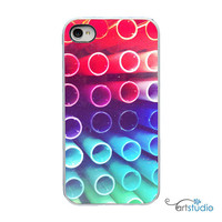 Colorful Markers White or Black iPhone Case  IPhone by artstudio54