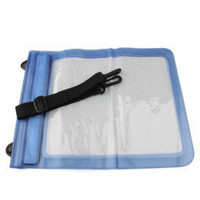 Wasserdichte Tasche für Apple iPad 2/ipad/playbook/xoom/streak/other Tabletten (blau) - US$7.67
