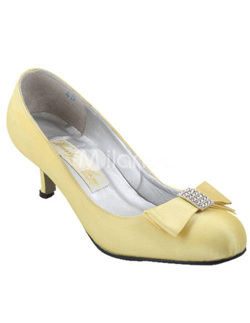 yellow prom shoes yellow high heels and from squidoo