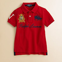 Ralph Lauren - Toddler's & Little Boy's Dual Match Polo Shirt