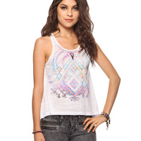 Tribal Burnout Top | FOREVER21 - 2000038783