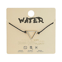 Water Symbol Bracelet - Topshop USA