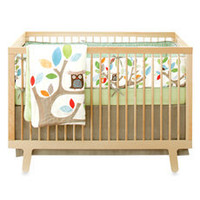 Skip Hop?- Treetop Friend 4-Piece Crib Bedding Set and Accessories-buybuy BABY