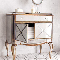 Claudia Mirrored Chest