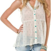 ROXY SPRING UP TOP | Swell.com