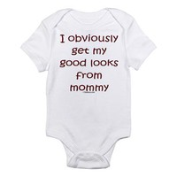 Looks From Mommy Infant Bodysuit on CafePress.com