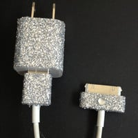 SALE SALE SALE Glitter Charger for iPhone 4 4S