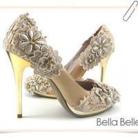 Stella High Heels by Bella Belle Shoes