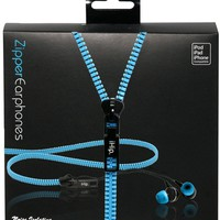 Amazon.com: iHip IP-ZIP-BL Tangle Free Zippered Ear Buds