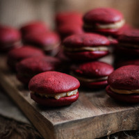 Adventures in Cooking: Red Velvet & Salted Caramel Whoopie Pies