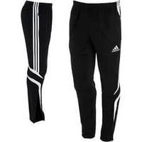 NWT Adidas Soccer Tiro Training Pants Black S M L Football Warm Up ALL SIZES