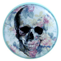 Blue Skull Plug / Gauge