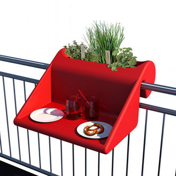 Balcony table