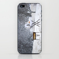 Winters Soliloquy iPhone & iPod Skin by John Dunbar | Society6