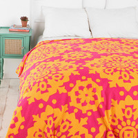 Urban Outfitters - Paper Medallion Duvet Cover