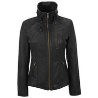 Marc New York - Trooper Brown Leather Jacket Marc New York 8 by Mel...