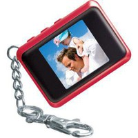 Coby Electronics 1.5 inch Digital Photo Keychain