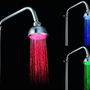 Amazon.com: 10A1 Temperature Sensor Color Changing LED Showerhead (Silver): Home & Kitchen