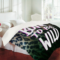 DENY Designs Home Accessories | Leah Flores Born To Be Wild Duvet Cover