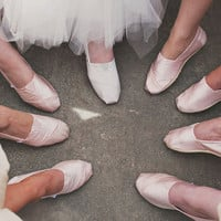 TOMS.com - Wedding Collection - Change a Life with Your Next Big Step