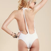 Peixoto T-Back One-Piece Swimsuit
