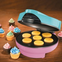Mini Cupcake Maker Kit by Nostalgia Electrics - $38