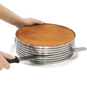 Zenker Layer Cake Slicing Kit