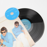 Urban Outfitters - The Lonely Island - Turtleneck & Chain LP + DVD