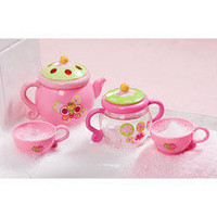 Summer Infant - Tub Time Tea Party Set Bath Toy