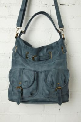 Free People Lizzy Double Pocket Hobo Tote Bag at Free People Clothing Boutique