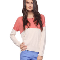 Lightweight Colorblock Sweater | FOREVER21 - 2000036879