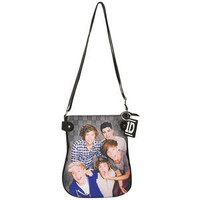 One Direction Repeating Logo Crossbody Bag